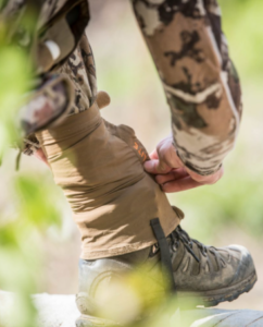 gaiters for hunting