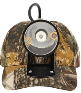 headlamp for duck hunting