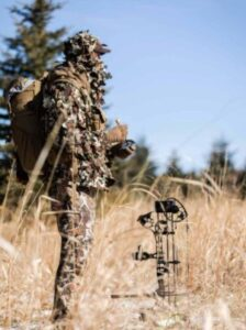 leafy suit for turkey hunting